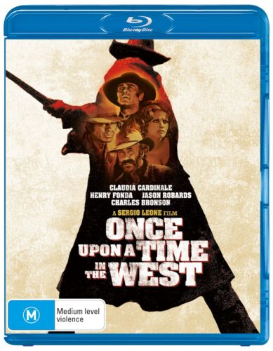 Once Upon a Time in the West Blu-ray Region B NEW