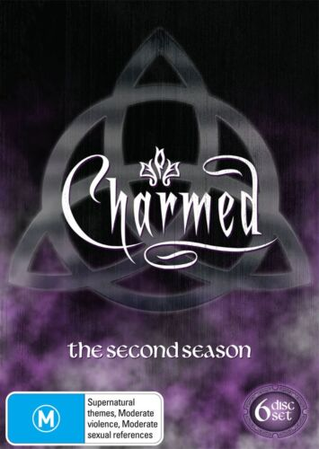 Charmed Season 2 Series Two DVD Region 4 NEW