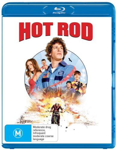 Hot Rod Blu-ray Region B NEW