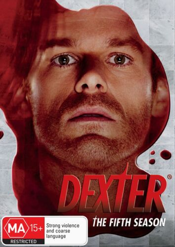 Dexter Season 5 Series Five DVD Region 4 NEW