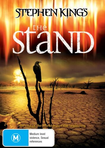 Stephen Kings the Stand DVD Region 4 NEW