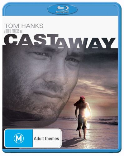 Cast Away Blu-ray Region B NEW