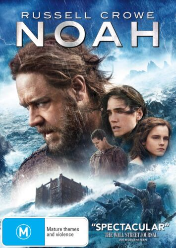 Noah DVD Region 4 NEW