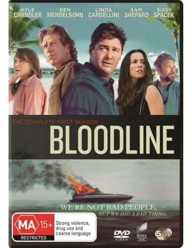 Bloodline The Complete First Season 1 Series OneDVD Region 4 NEW