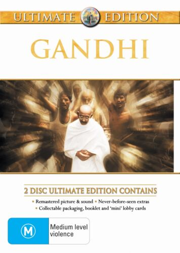 Gandhi DVD Region 4 NEW