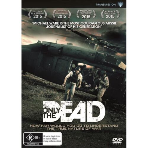 Only the Dead DVD Region 4 NEW