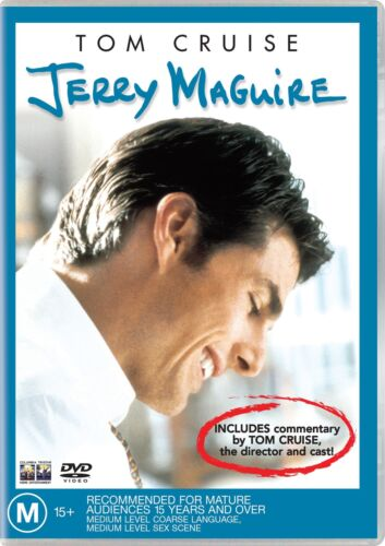 Jerry Maguire DVD Region 4 NEW