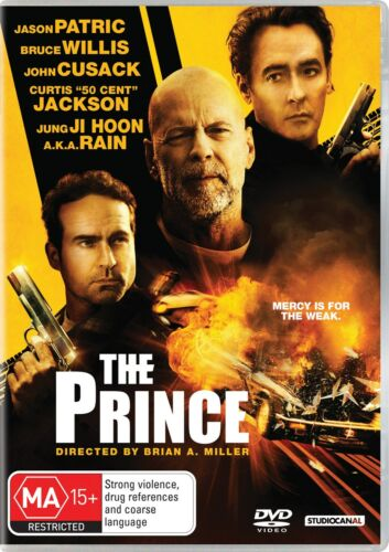 The Prince DVD Region 4 NEW