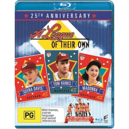 A League of Their Own Blu-ray Region B NEW