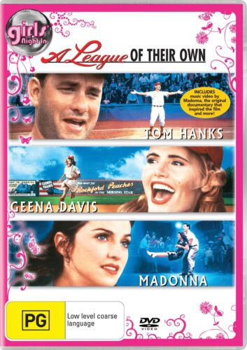 A League of Their Own DVD Region 4 NEW