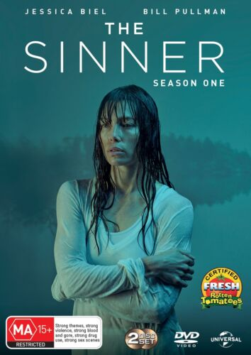 The Sinner Season 1 Series One DVD Region 4 NEW
