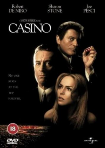 Casino DVD Region 4 NEW