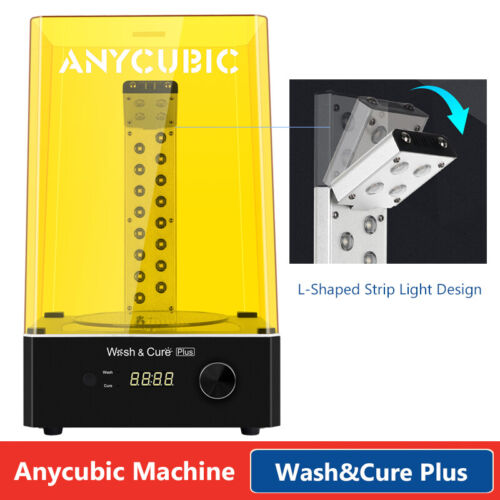 ANYCUBIC Photon SLA 3D Printer UV Resin Light-Cure LCD Jewelry Prototype Dental