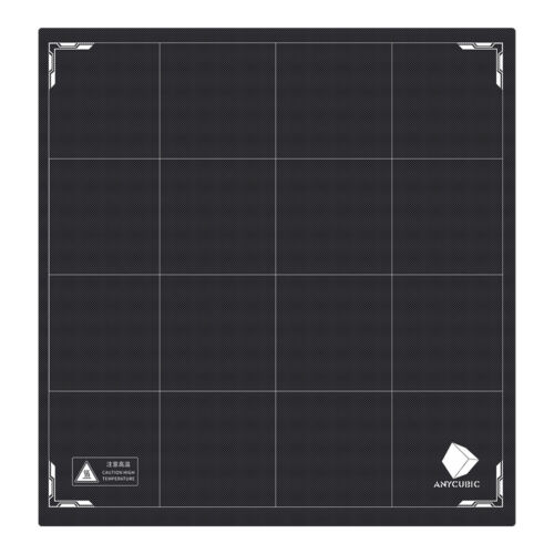 ANYCUBIC 310x310mm Ultrabase Glass Plate Platform for 3D Printer Heated Bed AU
