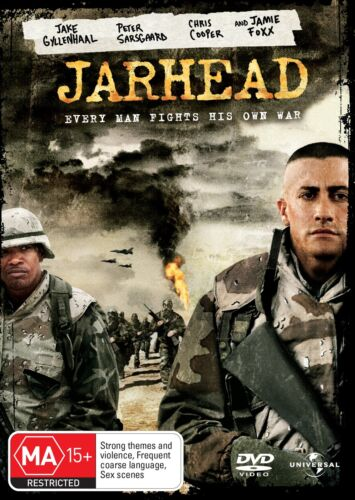 Jarhead DVD Region 4 NEW