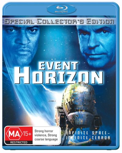 Event Horizon Blu-ray Region B NEW
