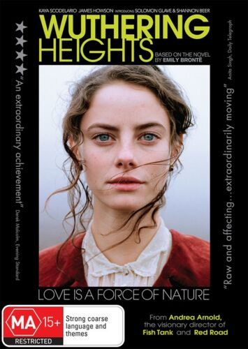 Wuthering Heights DVD Region 4 NEW