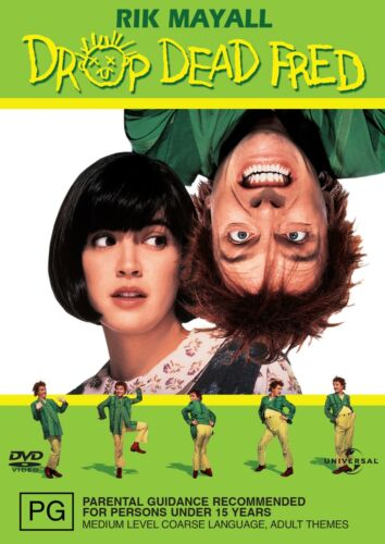 Drop Dead Fred DVD Region 4 NEW