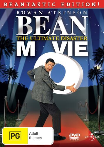 Bean The Ultimate Disaster Movie DVD Region 4 NEW