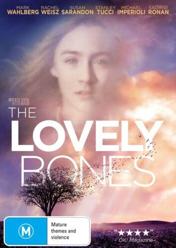 The Lovely Bones DVD Region 4 NEW
