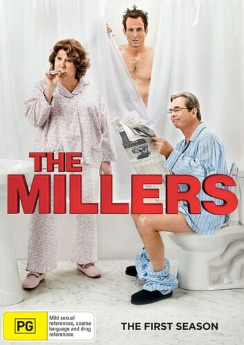 The Millers The First Season 1 Series OneDVD Region 4 NEW