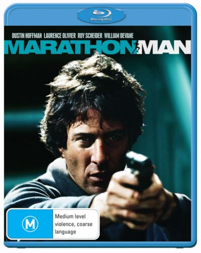 Marathon Man Blu-ray Region B NEW