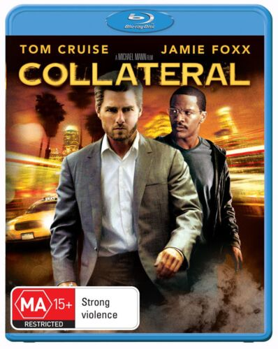 Collateral Blu-ray Region B NEW