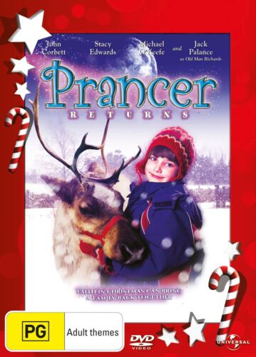 Prancer Returns DVD Region 4 NEW