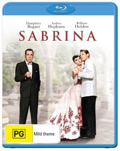 Sabrina Blu-ray Region B NEW