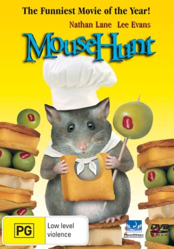 Mousehunt DVD Region 4 NEW