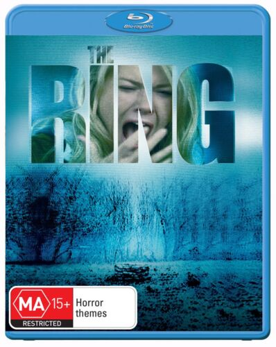 The Ring Blu-ray Region B NEW