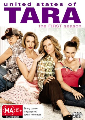 United States of Tara The First Season 1 Series OneDVD Region 4 NEW
