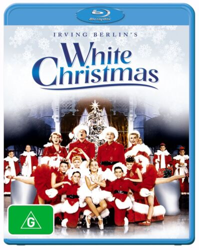 White Christmas Blu-ray Region B NEW