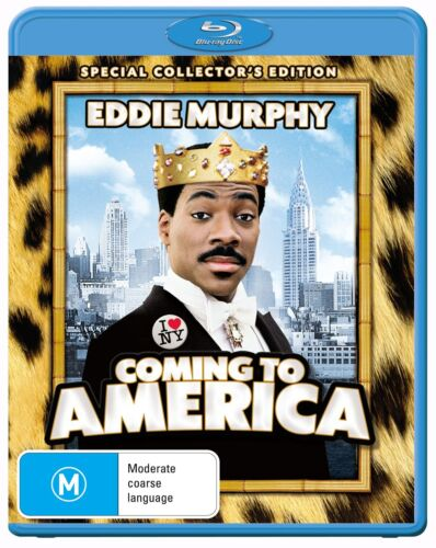 Coming to America Blu-ray Region B NEW