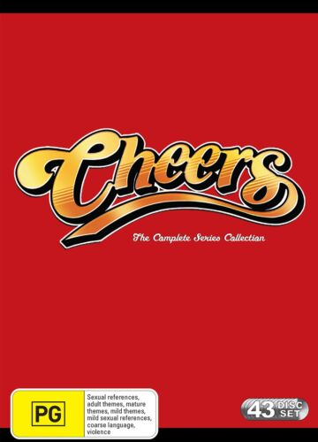 Cheers Seasons 1-11 DVD Region 4 NEW