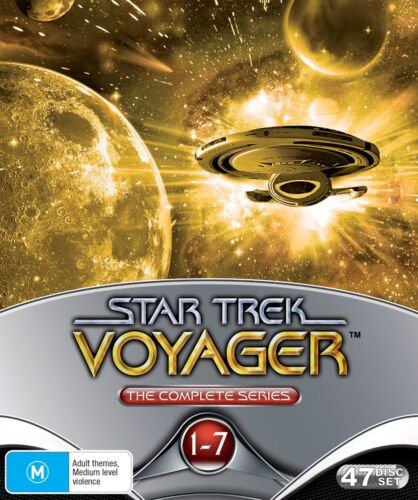 Star Trek Voyager The Complete Collection DVD Region 4 NEW