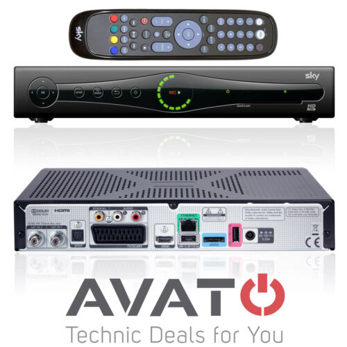 Humax PR-HD3000 SKY DVB-S2 Twin Tuner UNICABLE ASTRA Sat Receiver V13 V14 PVR <br/> ✔ PVR ✔ Twin Tuner ✔ Top Ausstattung ✔ DHL-VERSAND