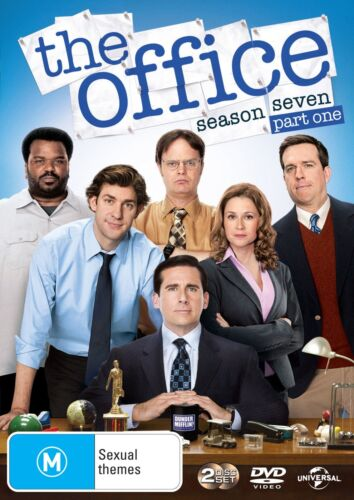 The Office An American Workplace Season 7 Series Seven Part One DVD Region 4