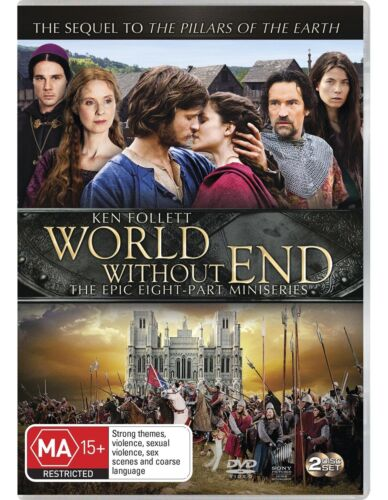World Without End DVD Region 4 NEW