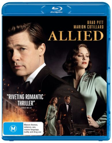 Allied Blu-ray Region B NEW
