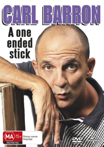 Carl Barron A One Ended Stick DVD Region 4 NEW