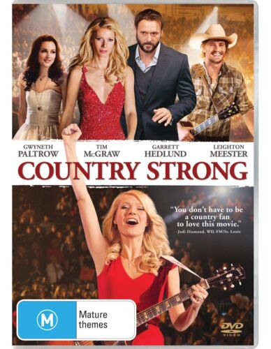 Country Strong DVD Region 4 NEW