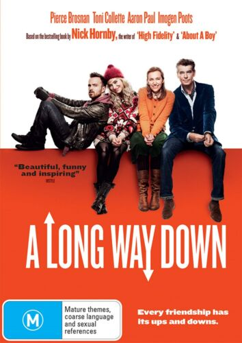 A Long Way Down DVD Region 4 NEW