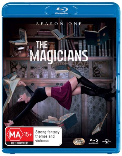 The Magicians Season 1 Series One Blu-ray Region B NEW