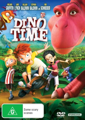Dino Time DVD Region 4 NEW