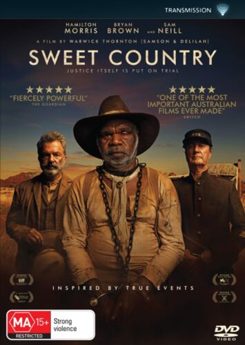 Sweet Country DVD Region 4 NEW