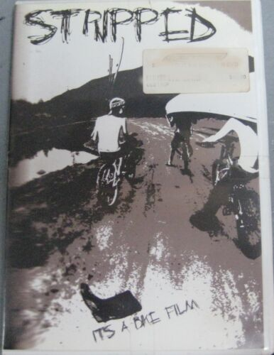 Stripped: It's a Bike Film DVD Bicycle