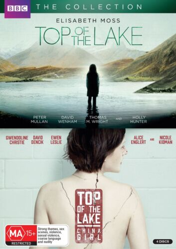 Top of the Lake The Collection DVD Region 4 NEW