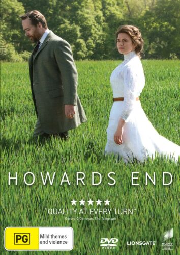 Howards End DVD Region 4 NEW