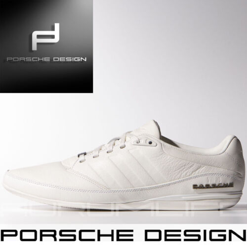 cheap for discount 5c927 0fe96 Adidas Porsche Design Drive TYP 64 2.0 White Shoes Bounce Mens Leather  M20587